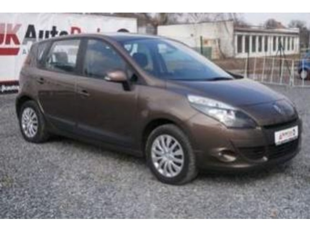 Renault Scenic III díly