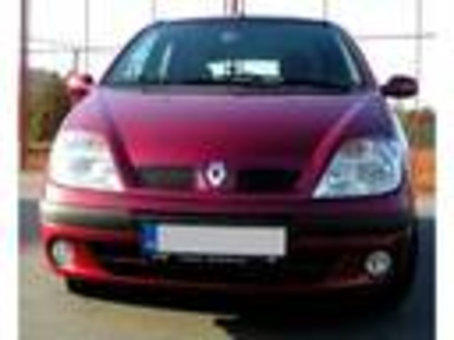 Renault Scenic I díly