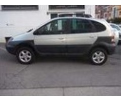 Renault Scenic RX4 díly